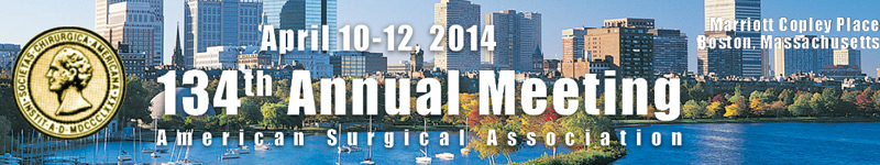 American Surgical Association Annual Meeting
