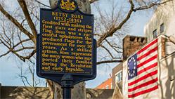 Betsy Ross Tribute